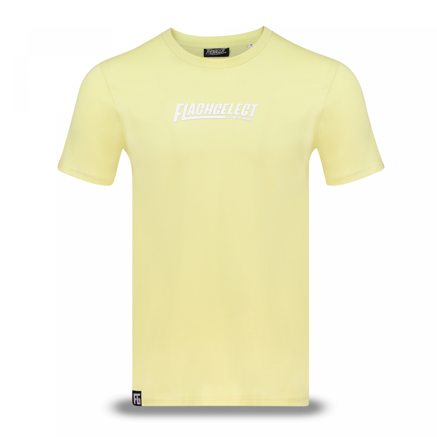 FLACHGELEGT® - YELLOW UNISEX BASIC